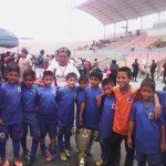 Ejercicios Fútbol por el Mundo - Club de menores Mannucci por Venir - Escuela de Fútbol - PERU