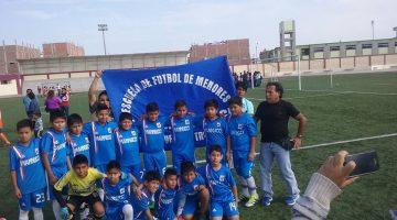 [Perú] – Mannucci porvenir – Escuela de Fútbol de Menores