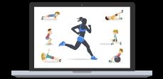 Ejercicios Fútbol - Curso de Preparacion Física