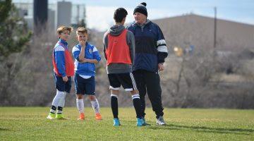 Ejercicios Fútbol - Suelo Salario Entrenador Fútbol Base