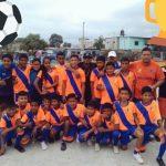 Ejercicios Fútbol por el Mundo - Playita Sport - Guayaquil - Ecuador - Galo Arbelaez Ramírez