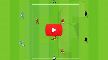 Ejercicios Fútbol - Juego-de-Posición - Juego de Posiciones