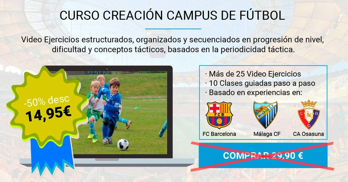 Ejercicios Fútbol - Curso-campus-de-futbol